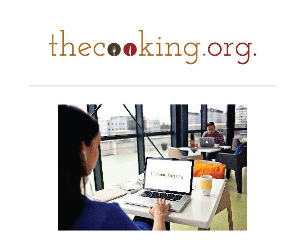Contest Entry #                                        15                                      for                                         Design a Logo for thecooking.org
