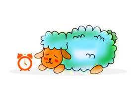 Nro 92 kilpailuun Draw a simple sheep charactor käyttäjältä lupalupi