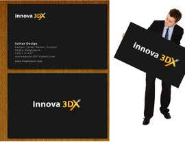 #64 for Innova 3DX by sultandesign
