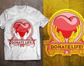 #20 for Design a T-Shirt for organ donation by GautamHP