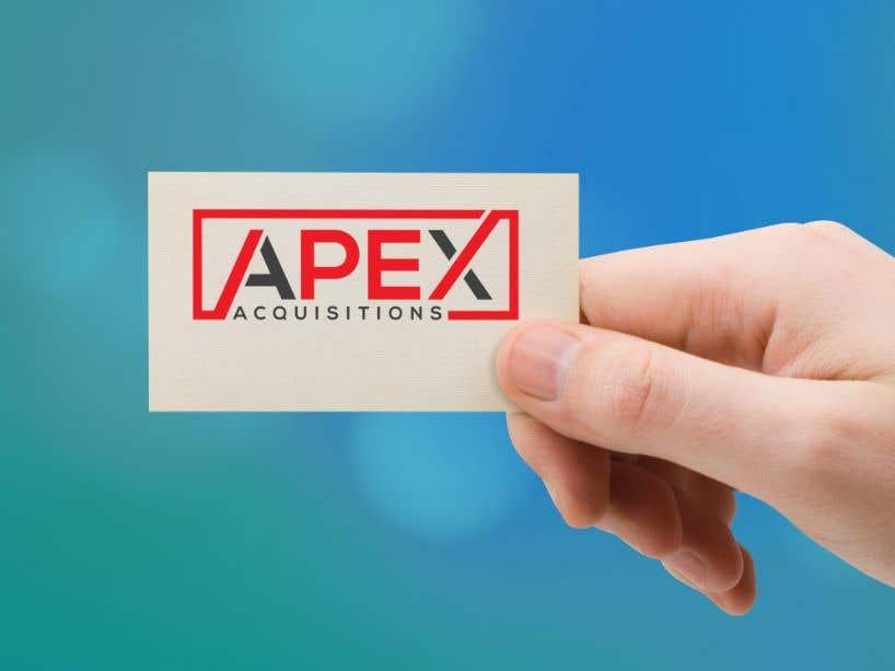 Konkurrenceindlæg #                                        183                                      for                                         Logo Design for Apex