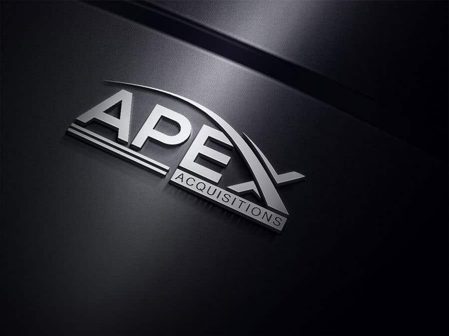 Konkurrenceindlæg #                                        619                                      for                                         Logo Design for Apex