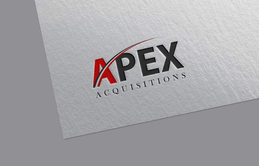 Konkurrenceindlæg #                                        571                                      for                                         Logo Design for Apex