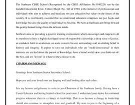nº 32 pour Content Writing For CBSE SCHOOL website par aishwarya18059