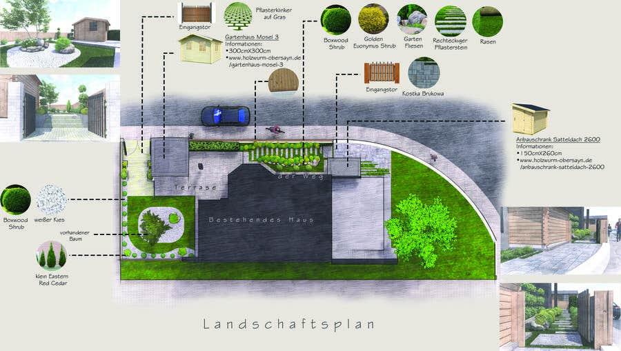 Konkurrenceindlæg #                                        14                                      for                                         Design of a small garden.
