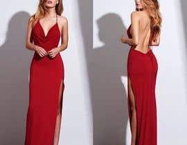 #4 untuk I want a tech pack design of a dress. oleh kareortiz99