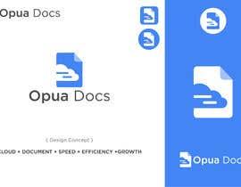 Nro 198 kilpailuun Logo for Opua Docs käyttäjältä faqiruzairdesign