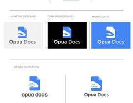 Nro 1527 kilpailuun Logo for Opua Docs käyttäjältä faqiruzairdesign