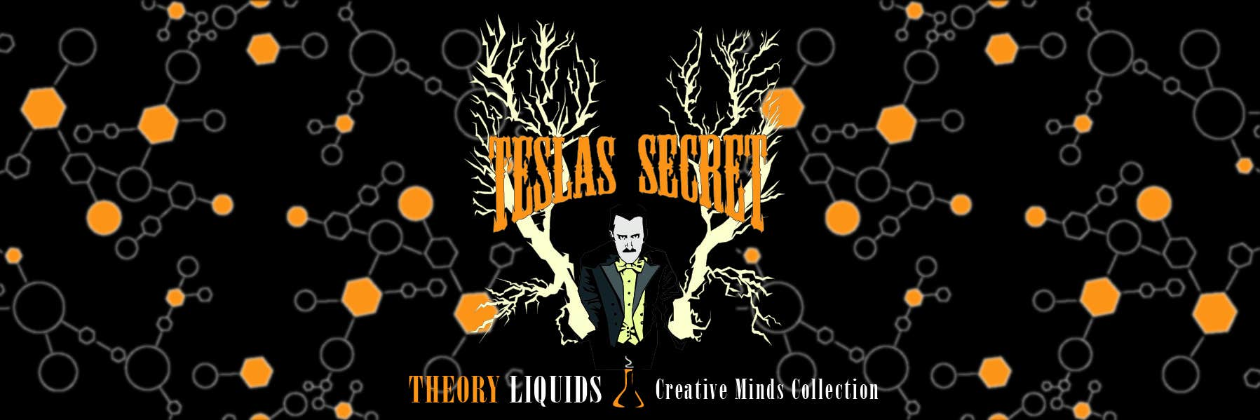 Contest Entry #                                        18                                      for                                         Theory Liquids Banner and Poster Contest