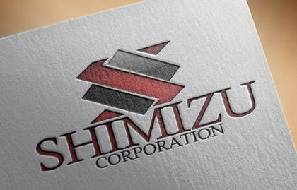 #151 for Design a Logo for Shimizu Corporation af RAIDAHKHALIDSYED