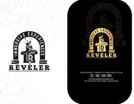 #1917 , Logo Designed for Révéler Immersive Experiences 来自 enovdesign