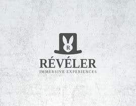 #1783 pentru Logo Designed for Révéler Immersive Experiences de către daudhasan