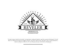 #1927 , Logo Designed for Révéler Immersive Experiences 来自 GutsTech