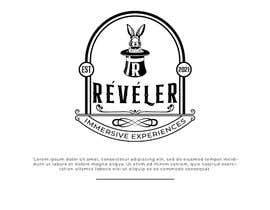 #1945 for Logo Designed for Révéler Immersive Experiences by GutsTech