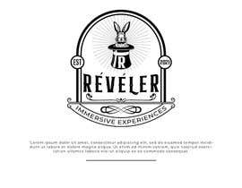 #1947 for Logo Designed for Révéler Immersive Experiences by GutsTech
