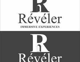 pixls님에 의한 Logo Designed for Révéler Immersive Experiences을(를) 위한 #1356
