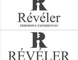 pixls님에 의한 Logo Designed for Révéler Immersive Experiences을(를) 위한 #1435