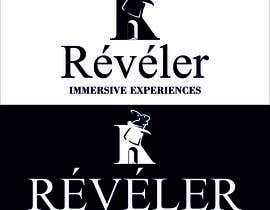 #1717 för Logo Designed for Révéler Immersive Experiences av pixls
