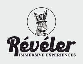 #1809 pentru Logo Designed for Révéler Immersive Experiences de către pixls