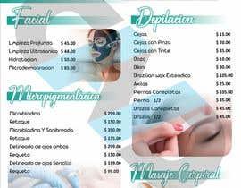 #13 for Listado de Servicios y Precios by candra22bp