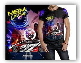 #8 para Shirt Design All Over Print de Moamensapry