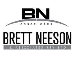 #13 for Design a Logo for  BRETT NEESON & ASSOCIATES PTY LTD by ciprilisticus