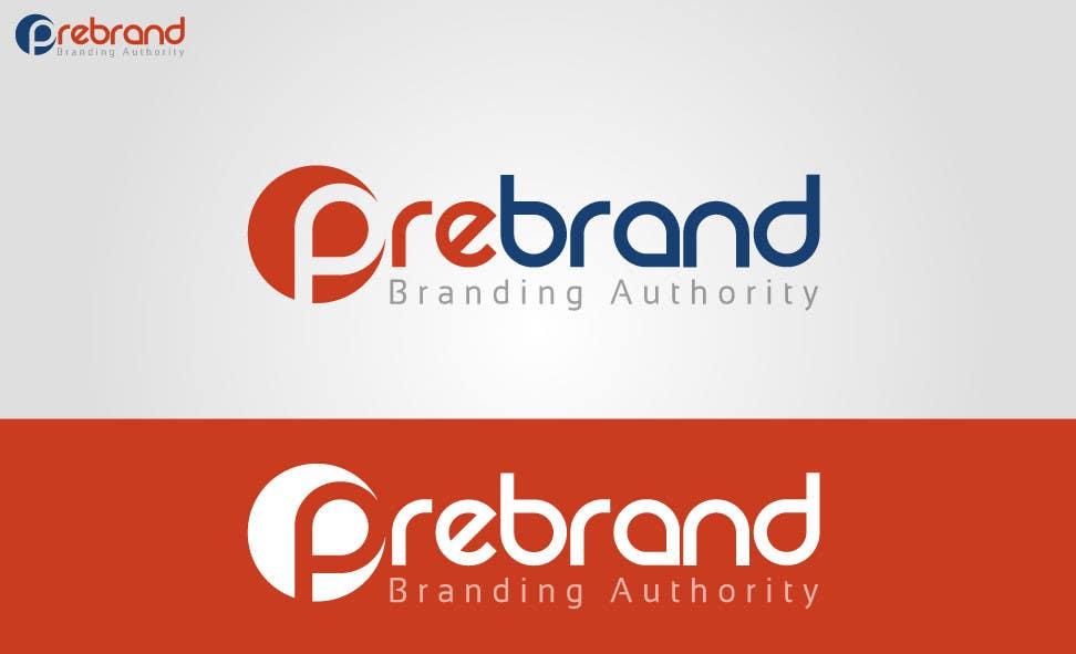 Kilpailutyö #84 kilpailussa Design a Logo for prebrand