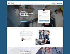 #123 for Redesign Wix website af creoidme