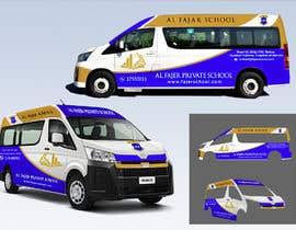 #35 cho Help Design Bus Branding bởi designghar101