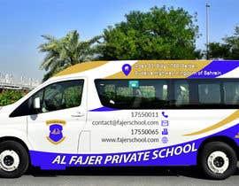 #24 cho Help Design Bus Branding bởi RajuKhan564