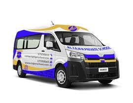 #25 cho Help Design Bus Branding bởi RajuKhan564