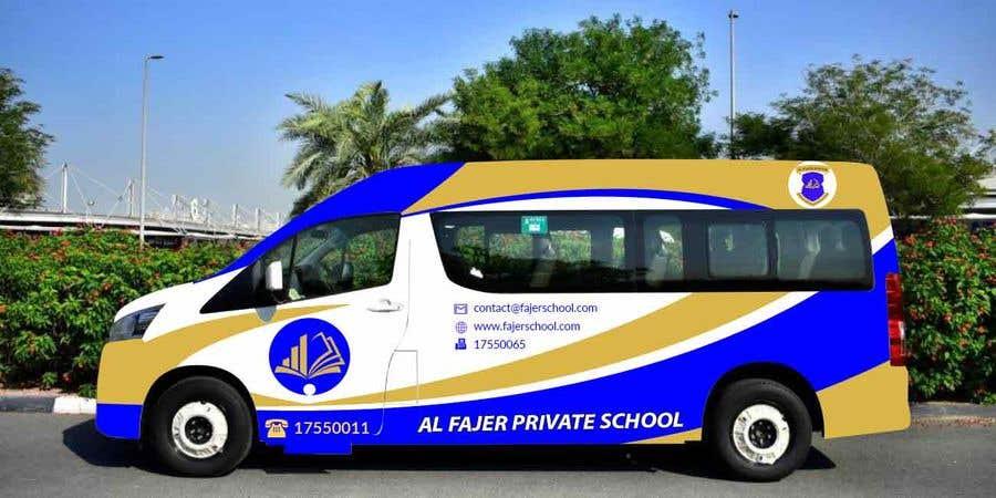Bài tham dự cuộc thi #                                        43                                      cho                                         Help Design Bus Branding