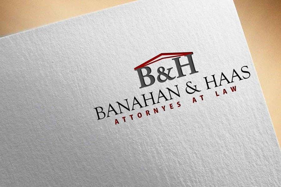 Konkurrenceindlæg #201 for Design a Logo for B & H