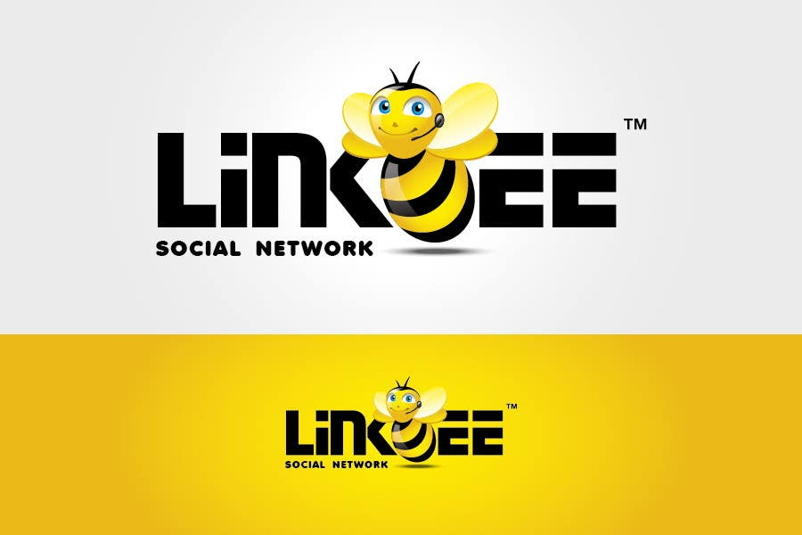 #176 for Logo Design for Logo design social networking. Bee.Textual.Illustrative.Iconic by ivandacanay