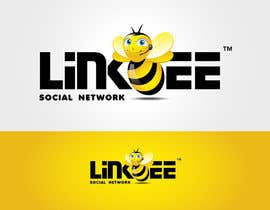 #176 per Logo Design for Logo design social networking. Bee.Textual.Illustrative.Iconic da ivandacanay