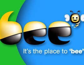 #58 , Logo Design for Logo design social networking. Bee.Textual.Illustrative.Iconic 来自 AndyGFX71