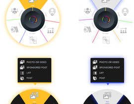#34 for Design A Wheel Element For Our Mobile App by danielwhite360
