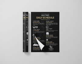 #16 , Redesign 2 attached flyers with our branding using the same content as provided, different photos only. 来自 asma4ft