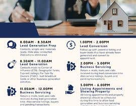 #41 , Redesign 2 attached flyers with our branding using the same content as provided, different photos only. 来自 maryaaammmm