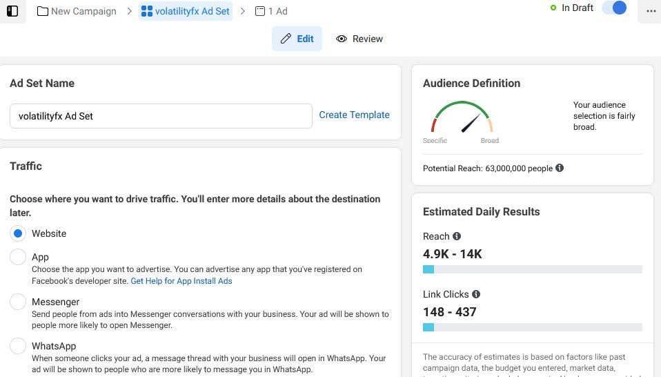 Inscrição nº                                         56                                      do Concurso para                                         Design Targeted Facebook Ads For Financial Application
