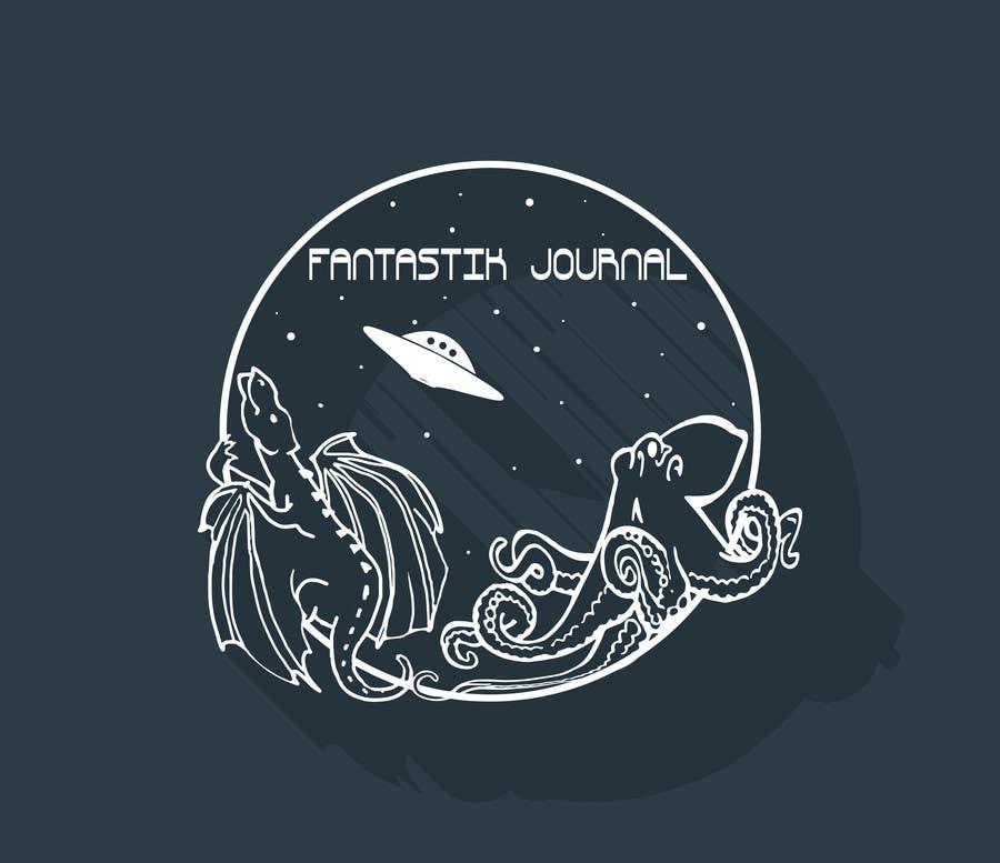 Inscrição nº 41 do Concurso para Design a logo for a news site for fantay, science fiction and mystery