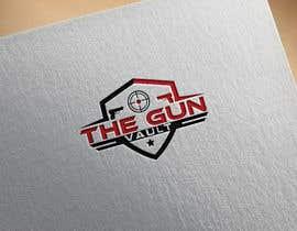nº 123 pour Company Logo for Gun Store par NeriDesign