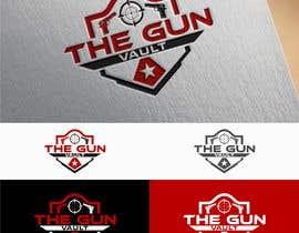 nº 387 pour Company Logo for Gun Store par Mbeling