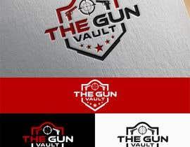 nº 388 pour Company Logo for Gun Store par Mbeling