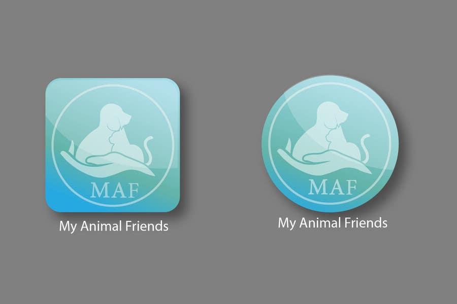 Kilpailutyö #25 kilpailussa Design some Icons for MAF Care App