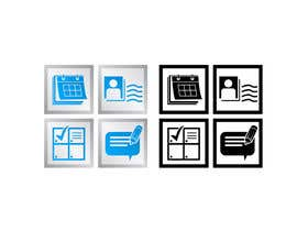 nº 4 pour Design some Icons for website par Designer0713
