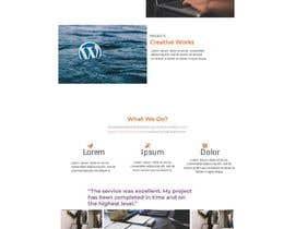 #63 for Design a website by JoshuaLbon