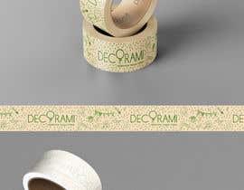 #50 для Custom tape with logo and fun design от sameeriqbal414