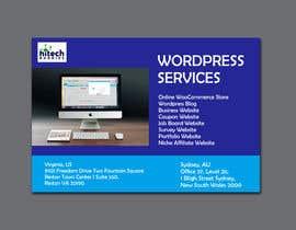 Nro 28 kilpailuun Design a Facebook stunning post for wordpress services käyttäjältä affanfa