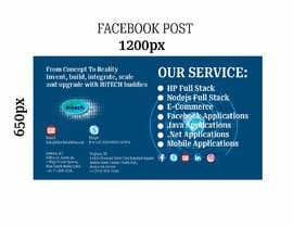Nro 19 kilpailuun Design a Facebook stunning post for wordpress services käyttäjältä majnuahmed
